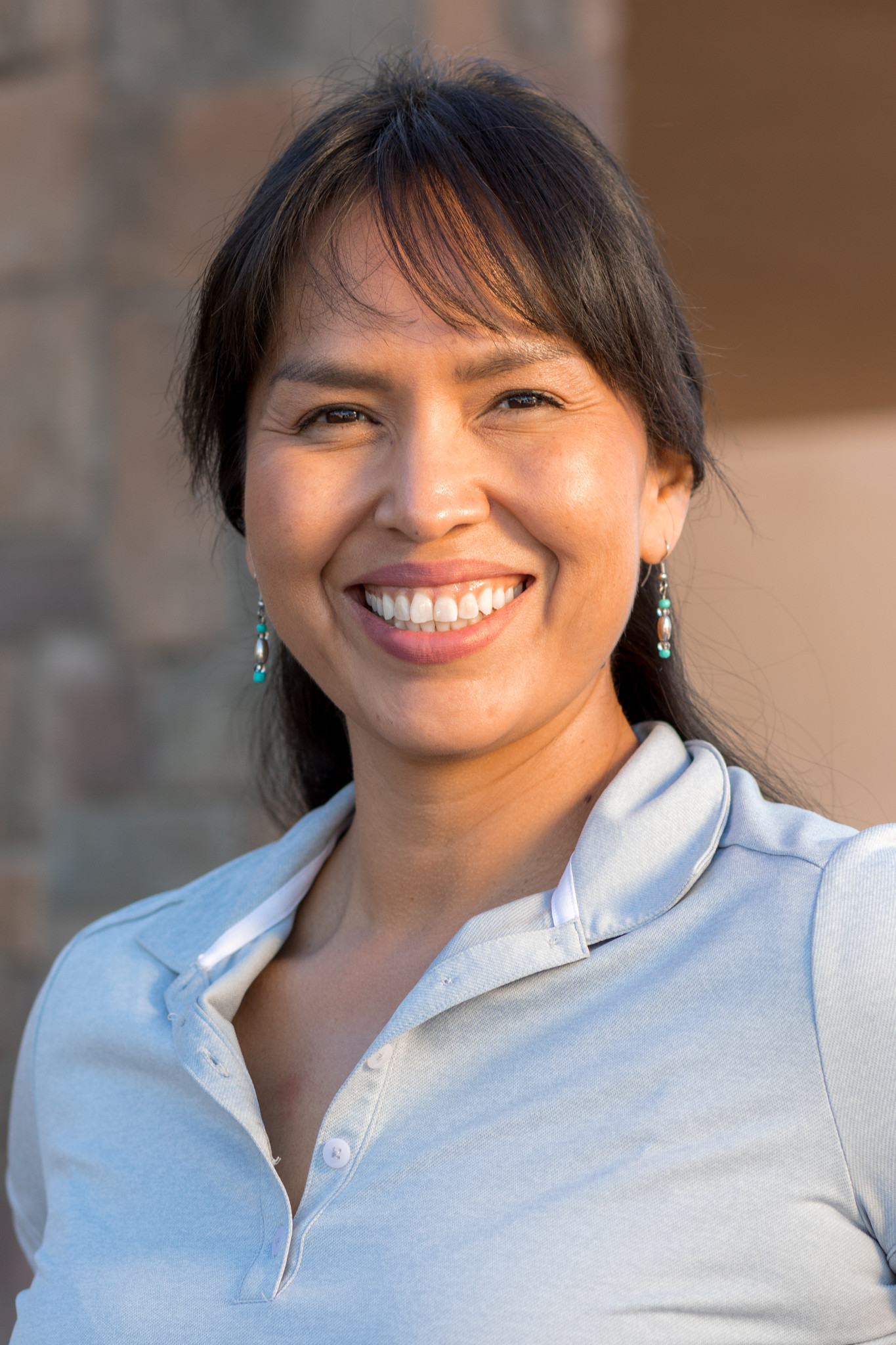 Brenda Charley - Program Coordinator
